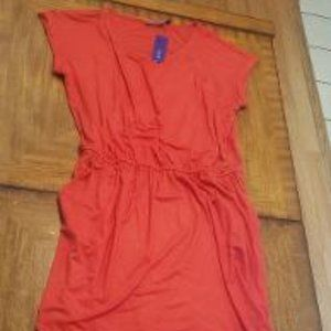 NWT Casual Red Dress